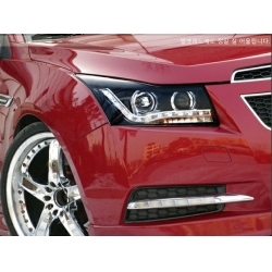 ДХО LED-DRL для Chevrolet Cruze 2009-2012 V2
